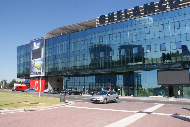 Nexen has rented offices in the Ghelamco Arena MeetDistrict in Ghent